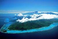 Moorea & Tahiti in French Polynesia. Breathtaking beautiful.