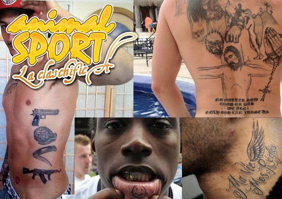 Tatuaggi peggiori (Estero)