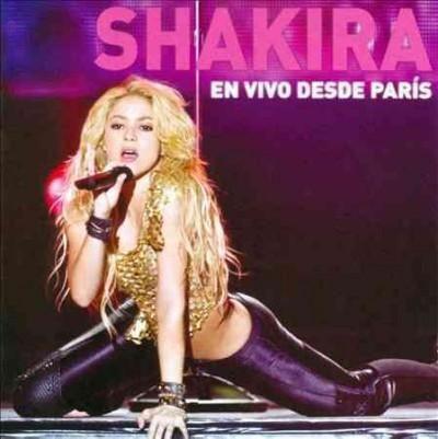 Shakira - En Vivo Desde Paris