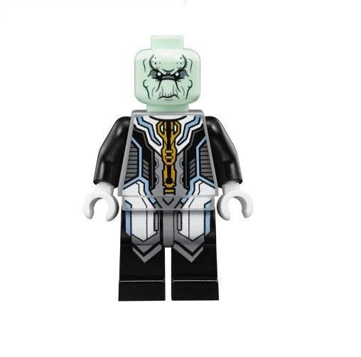 Lego Marvel Avengers Infinity War Ebony Maw from set 76108 Brand New