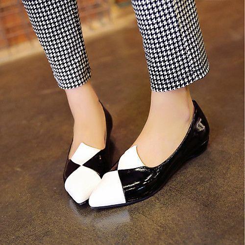 Kategorie:Flache Schuhe; Obermaterial:PU; Futterstoffe