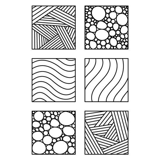 Mandalas Faciles De Colorear Para Imprimir Gratis En Pdf Y Jpg Patron Zentangle Mandalas Faciles Y Bonitas Zentangle Para Principiantes