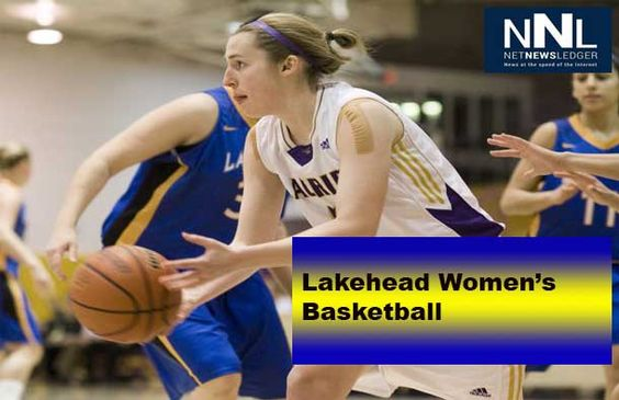 Lakehead Thunderwolves Fell in Basketball action in Waterloo to Wilfred Laurier