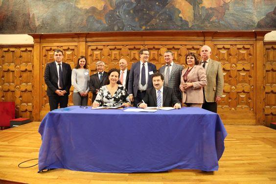 L'UNS collabore avec l'Académie Présidentielle Russe d'Economie Nationale et d'Administration Publique (ARENAP)