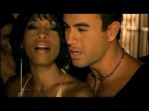 Could i have this kiss forever enrique iglesias and whitney houston