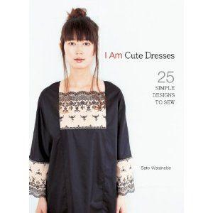 I am Cute Dresses -- Japanese Dress Patterns