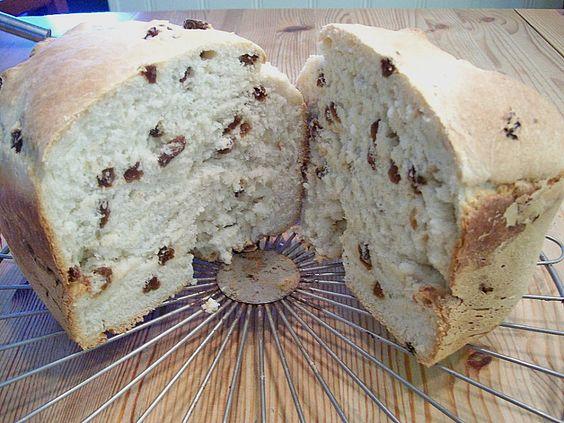 Buttermilch - Rosinenbrot, ein schmackhaftes Rezept aus der Kategorie Brot und Brötchen. Bewertungen: 37. Durchschnitt: Ø 4,2.