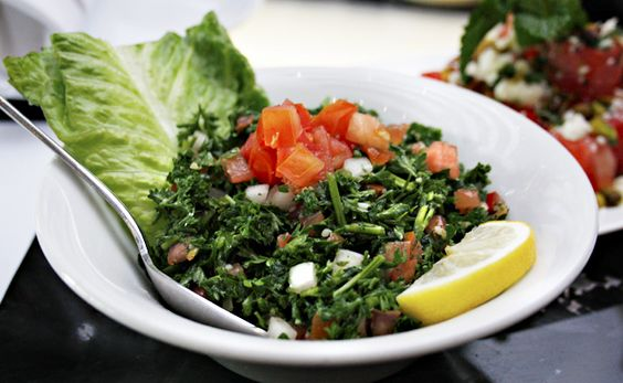 Hommus & Tabouleh Recipes straight from Lebanese Taverna in Washington DC