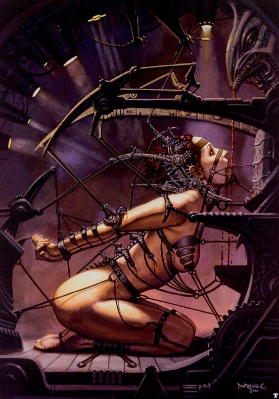 Xxx Sci Fi Fantasy 98
