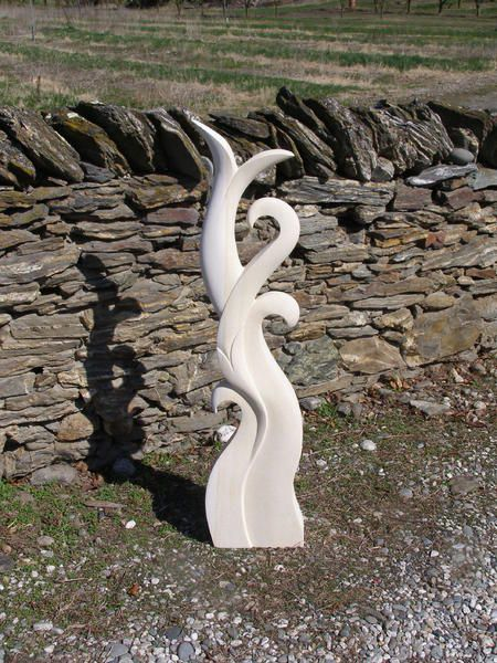 Andrew barr ettrick central otago stone carvings in