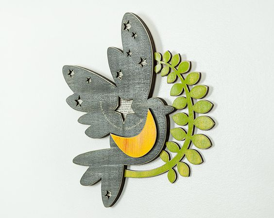 Peace Dove – Kristen Bangs, West Vine Street