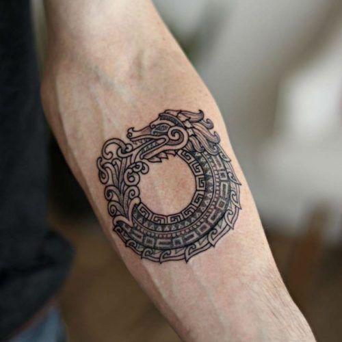 60 Tatuajes Mayas Y Su Significado Mejores 2018 Tatuajes