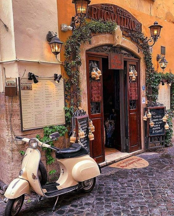 ~ Trastevere, Rome, Italy ~ Christmas in Italy Рим на новий рік тури