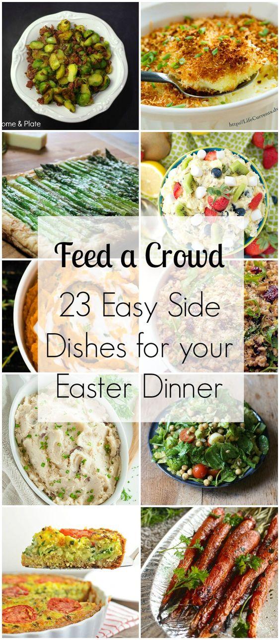 Blog Dishes And Easter Dinner On Pinterest