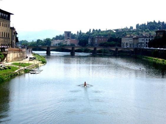 For all my rowers. Florence, Italy.