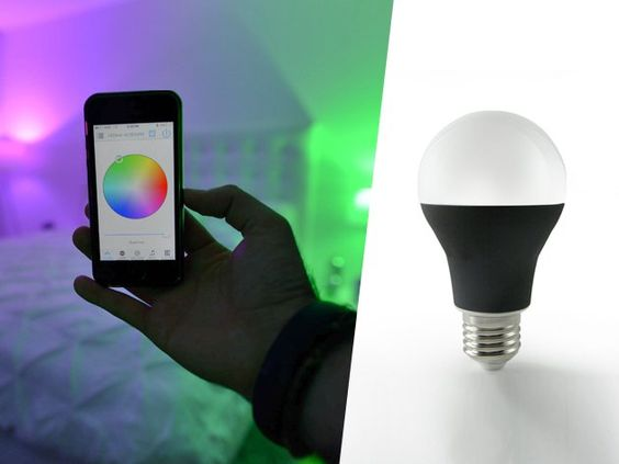 PopSci: Dim brighten and change your light bulbs color from your smartphone https://t.co/wyD1g6Y2Cr https://t.co/KPNpCaUW0q