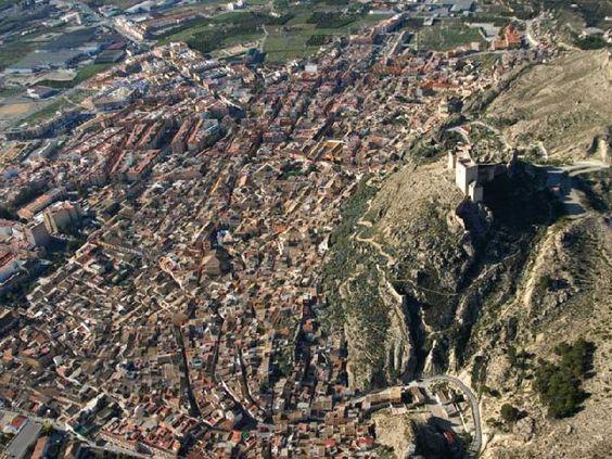 Albudeite Murcia Spain Castillos En Espana Pinterest Murcia