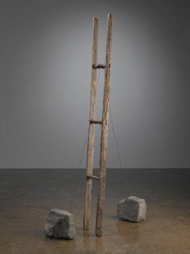 Joseph Beuys: Scala Libera, 1985.