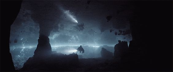 Cave Diving Is Like Exploring a Dark Underworld