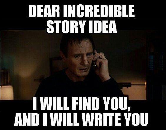 Dear Story Idea