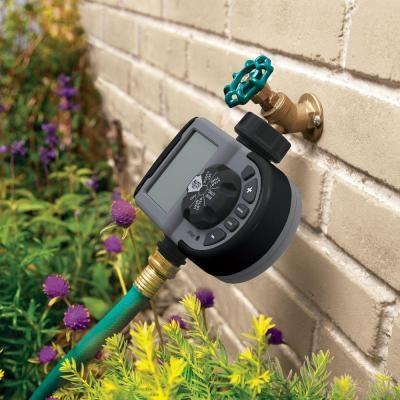 Orbit 1-Outlet Hose Faucet Timer-56619 - The Home Depot