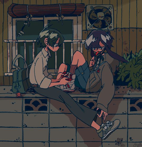 mistakes to avoid as a couple living together, art by kanekoya | soyvirgo.com
