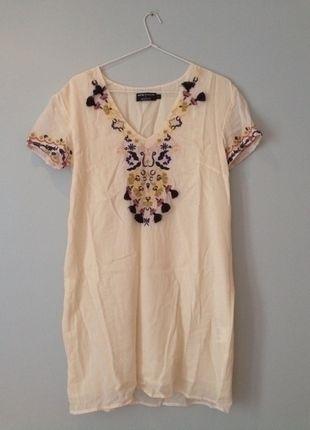 Robe brodée Antik Batik pour Monoprix