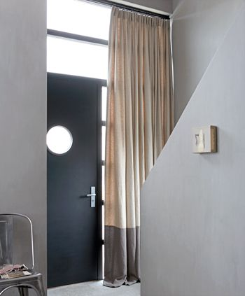 From the vtwonen curtains collection. Natural colours. (gordijn)