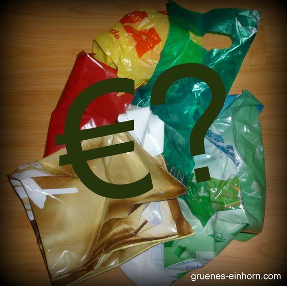 grünes einhorn: plastikfrei - Eine Frage des Geldes