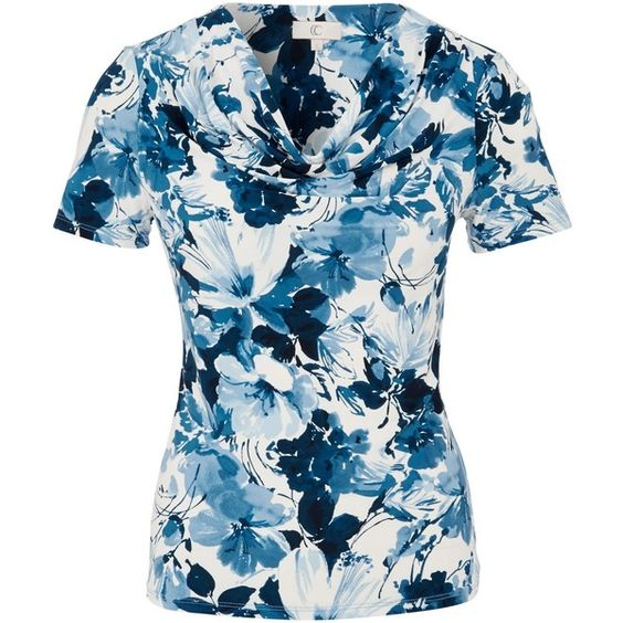 CC Watercolour Flower Top and other apparel, accessories and trends. Browse and shop related looks.