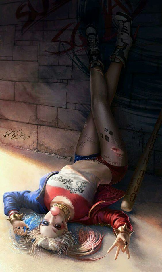 Harley Quinn …: