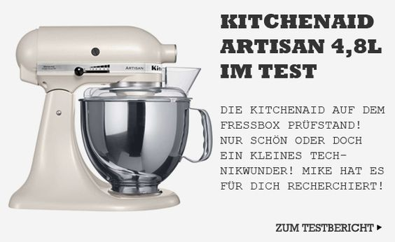 Artisan Kitchenaid Testbericht