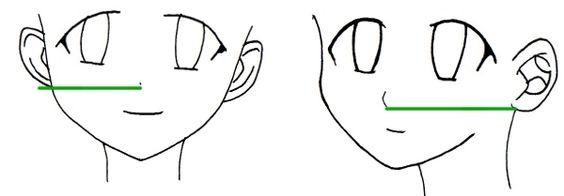 dessin de manga yeux - Recherche Google