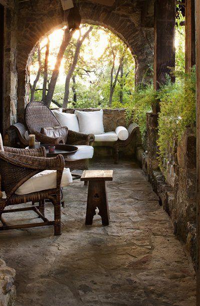 Front porch envy: