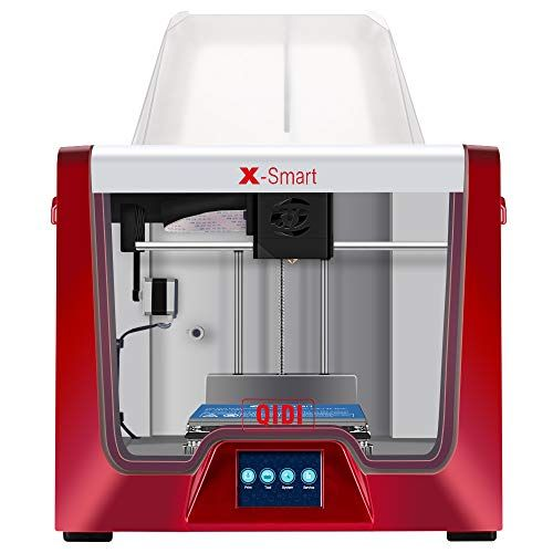 Qidi Tech 3d Printer X Smart Intelligent Printer With 3 5 Inch Touchscreen Fully Metal Structure 6 3 5 9 5 9 Inch Product Touch Screen Printer 3d Printer