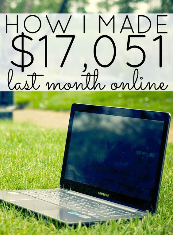 Are you interested in possibly making money online? This is a REAL article about how I actually make money online and how you might be able to as well.: