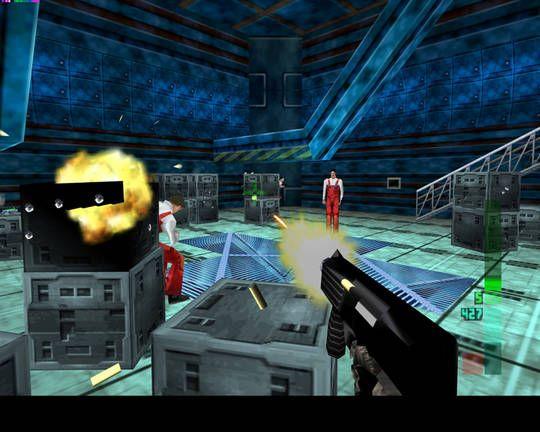 Perfect Dark User Screenshot 28 For Nintendo 64 Gamefaqs With