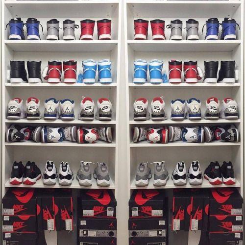 http://SneakersCartel.com Sneakerhead Goals #sneakers #shoes #kicks #jordan #lebron #nba #nike #adidas #reebok #airjordan #sneakerhead #fashion #sneakerscartel http://www.sneakerscartel.com/sneakerhead-goals/