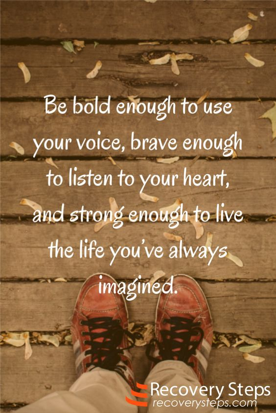 motivational quotes be bold enough to use your voice