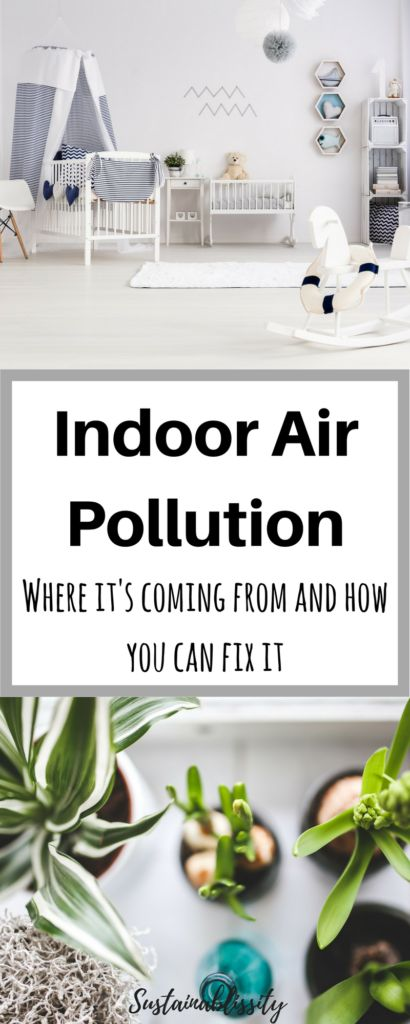 Indoor Air Pollution: Where it's coming from and how to fix it