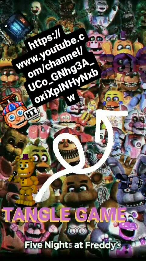 Five Nights And Freddy Five Night Games Best Youtubers