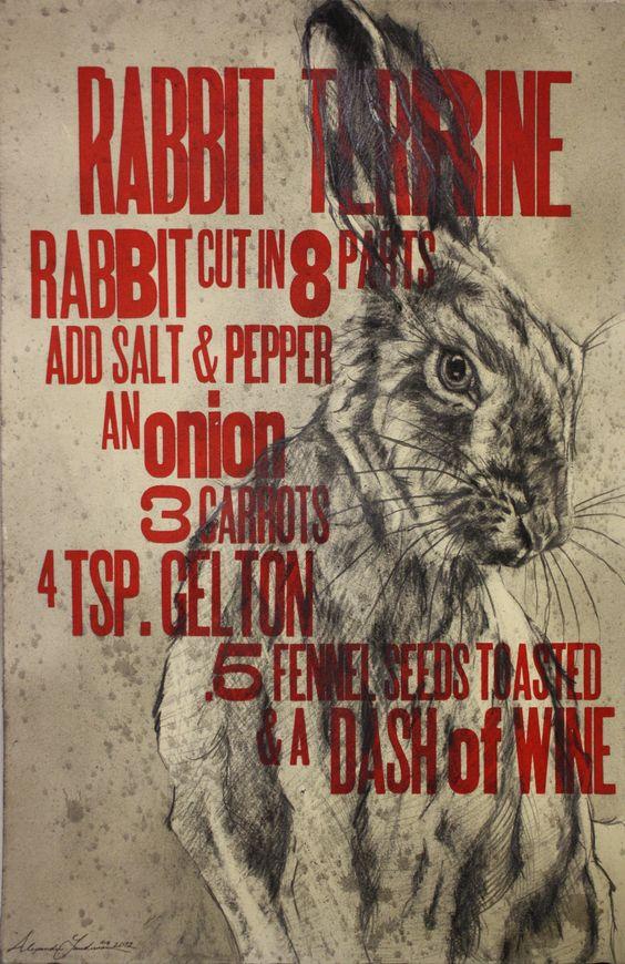 Rabbit Terrine