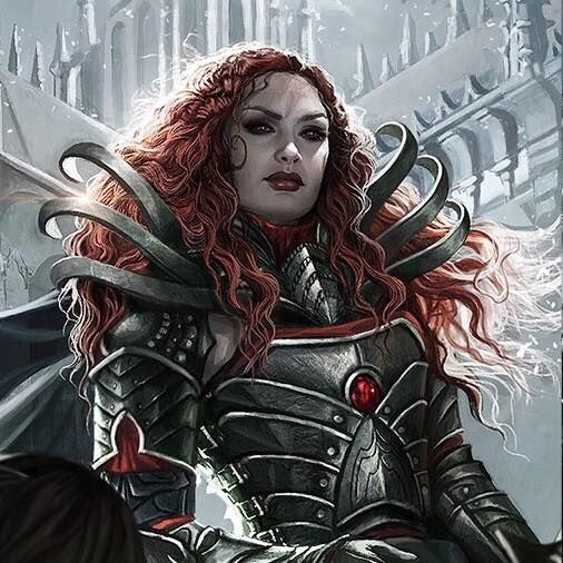Female Knight Art Fantasy