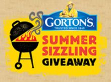 FREE Gortons Seafood Sizzling Summer Giveaway on http://hunt4freebies.com/sweepstakes