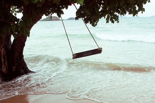 I want a swing like this: