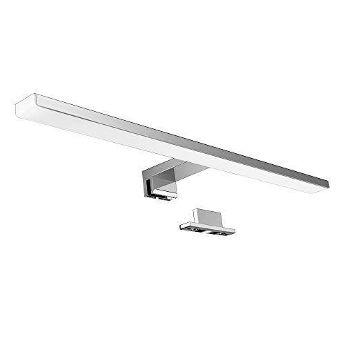 Led Spiegelleuchte Bad Spiegel Lampe 10w 820lm 50cm Neutralweiss