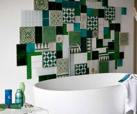 Scegliere i rivestimenti bagno: piastrelle sì, piastrelle noBagni dal mondo   Un blog sulla cultura dell'arredo bagno
