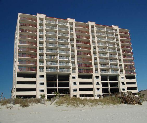 North Myrtle Beach Condo Rentals | Seaside Vacations