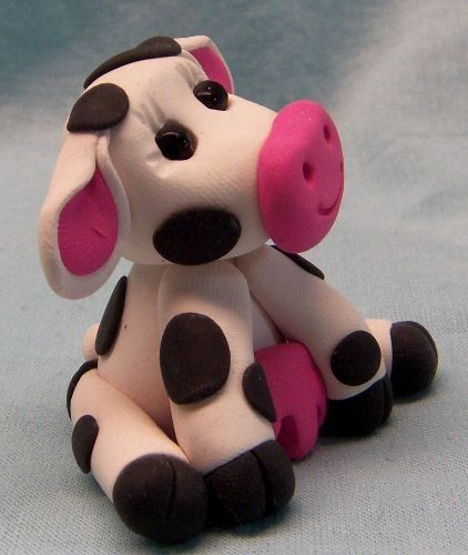 easy clay animals - photo #10