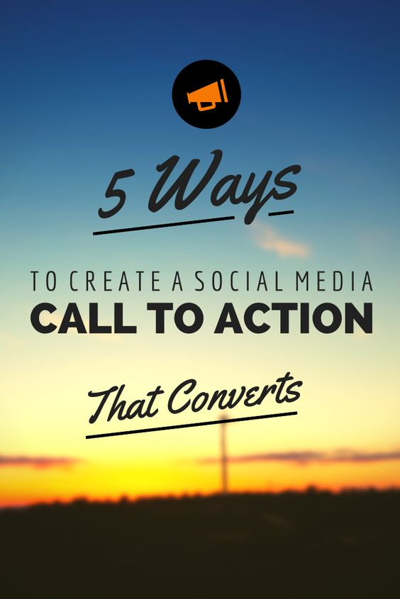 What Is a Call to Action in a Speech?